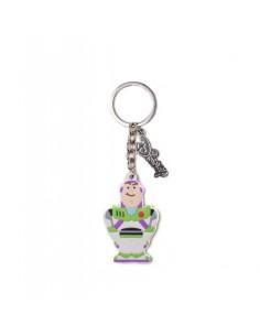 Llavero de Goma Buzz Lightyear Toy Story Disney