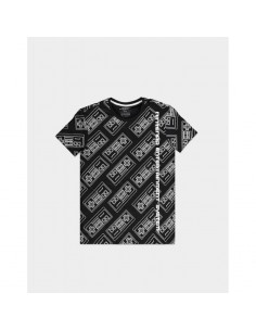 Camiseta Nintendo - Nes AOP TALLA CAMISETA XL