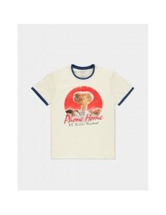 Camiseta E.T. Vintage Phone TALLA CAMISETA L
