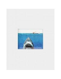 Monedero Tiburón Bifold Shark Attack