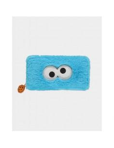 Monedero Cartera de pelo - Cookie Monster