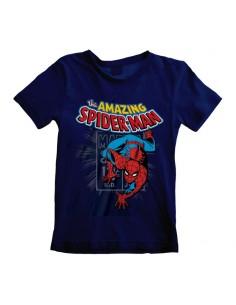 Camiseta Marvel Comics Spider-Man – Amazing Spider-Man Niño TALLA CAMISETA NIÑO TALLA 98 - 3 AÑOS