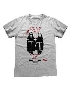 Camiseta Shining – Come Play With Us - Talla Adulto TALLA CAMISETA M