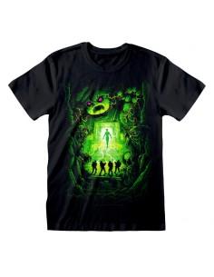 Camiseta Ghostbusters – Dan Mumford - Talla Adulto TALLA CAMISETA XL