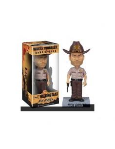 The Walking Dead Wacky Wobbler Cabezón Rick