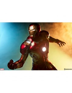 Iron Man Mark XLIII Maquette by Sideshow Collectibles