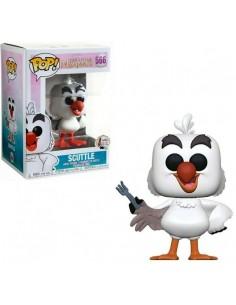 POP! Disney: Little Mermaid - Scuttle w/ Fork - 566