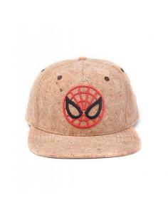 Gorra de corcho Spiderman Logo Marvel