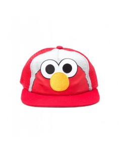 Gorra Elmo Sesame Street - Niño 1/2 años