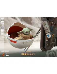 The Child Quarter Scale Figure by Hot Toys The Mandalorian - Quarter Scale Series