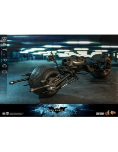 Bat-Pod Sixth Scale Figure Accessory by Hot Toys Movie Masterpiece Series - The Dark Knight Rises