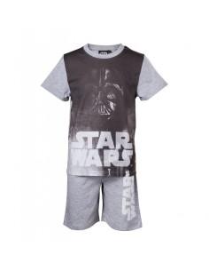Pijama corto Darth Vader Star Wars TALLA CAMISETA NIÑO TALLA 110 - 5 AÑOS