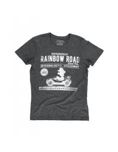 Camiseta Nintendo Mario Kart - Vintage Garage Unisex - Talla Adulto TALLA CAMISETA S