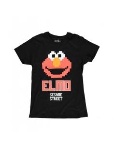 Camiseta Sesamestreet - Elmo - Link Unisex - Talla Adulto TALLA CAMISETA M