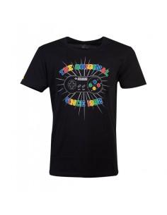 Camiseta Nintendo - The OG SNES - Unisex - Talla Adulto TALLA CAMISETA M