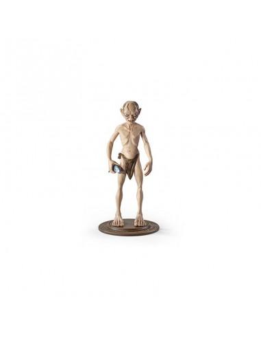 Gollum Figura Maleable Bendyfigs  - Toyllectible Bendyfigs -El Señor de los Anillos