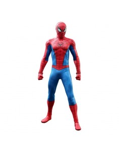 Spider-Man (Classic Suit) Sixth Scale Figure by Hot Toys Video Game Masterpiece Series – Marvel's Spider-Man