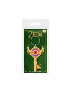 Legend of Zelda Llavero caucho - Boss Key