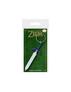 Legend of Zelda Llavero caucho - Master Sword