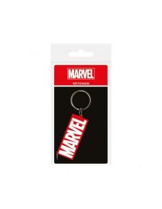 Marvel Llavero caucho - Logo