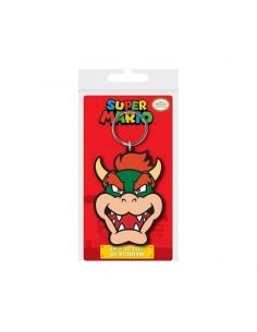 Super Mario Llavero caucho - Bowser
