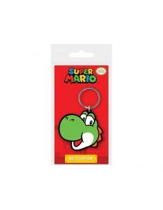 Super Mario Llavero caucho - Yoshi