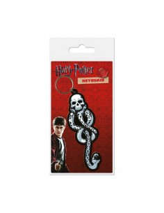 Harry Potter Llavero caucho - Dark Mark