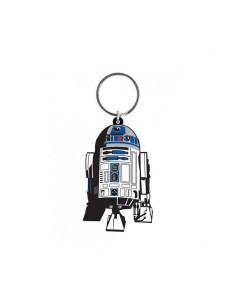Star Wars Llavero caucho - R2-D2