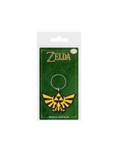 Legend of Zelda Llavero caucho - Triforce