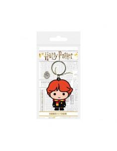 Harry Potter Llavero caucho - Ron Weasley - Chibi