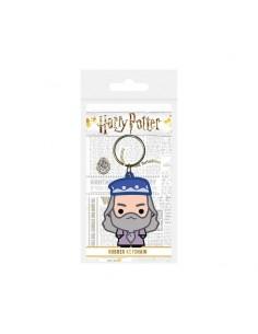 Harry Potter Llavero caucho - Albus Dumbledore - Chibi