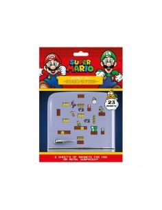 Nintendo Set Imanes - Super Mario