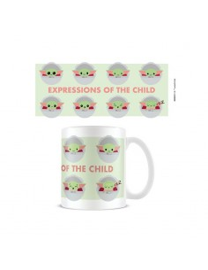 Star Wars The Mandalorian Taza EXPRESSIONS OF THE CHILD