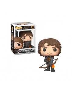 POP! TV: Game Of Throne - Theon w/Flaming Arrows - 81