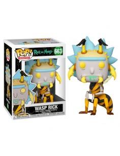 POP! Vinyl Animation: Rick & Morty - Wasp Rick 663