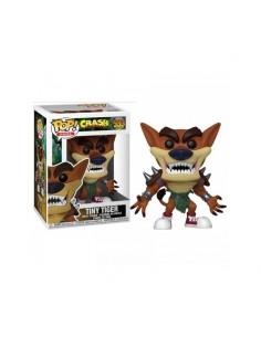 POP! Games: Crash Bandicoot S3 - Tiny Tiger - 533