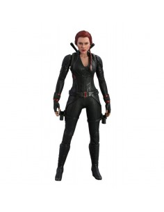 Black Widow Sixth Scale Figure by Hot Toys Avengers: Endgame - Movie Masterpiece Series