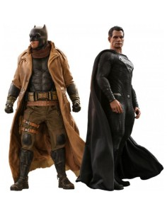 Knightmare Batman and Superman Sixth Scale Figure Set by Hot Toys Television Masterpiece Series - Zack Snyder's Justice League