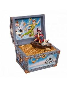 Disney Traditions : PETER PAN FLYING SCENE FIGURINE