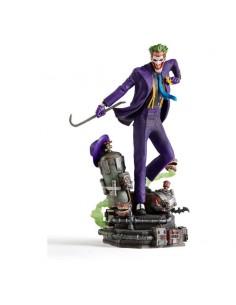 The Joker Deluxe Art Scale 1/10 - DC Comics
