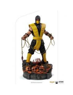Scorpion Mortal Kombat Art Scale Statue 1/10