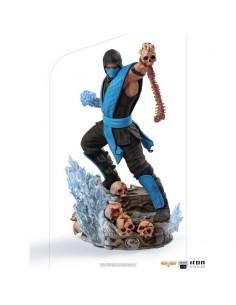 Sub-Zero Mortal Kombat Art Scale Statue 1/10