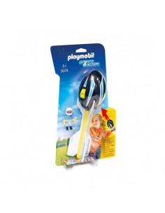 Flecha del viento Playmobil...