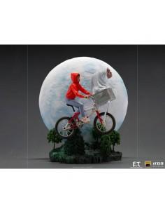 E.T. & Elliot - Art Scale 1/10 Deluxe - E.T.