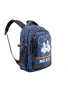 Mickey Mouse Azul Oscuro Mochila Running HS 1.3 Mickey Mouse Blue
