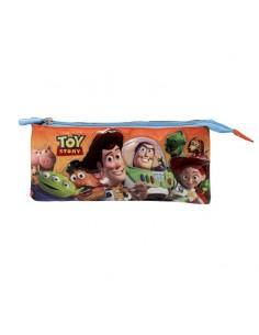 Toy Story Naranja Estuche Portatodo Triple Toy Story Toys