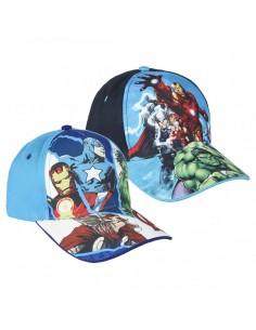 Set 2 unidades Gorras Avengers - Niño