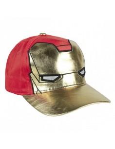 Gorra Innovación Avengers Iron Man