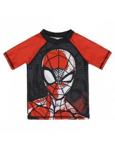 Camiseta de Baño Spiderman - Niño TALLA CAMISETA NIÑO TALLA 110 - 5 AÑOS