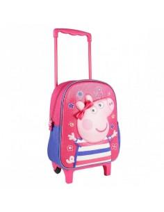 Mochila Carro Infantil Peppa Pig